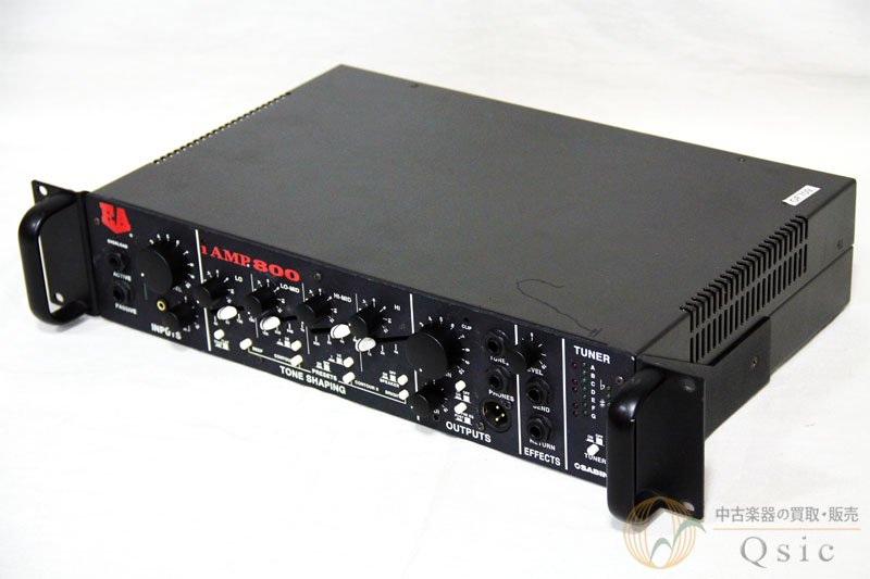 Euphonic Audio i amp 800 head [OF709]●