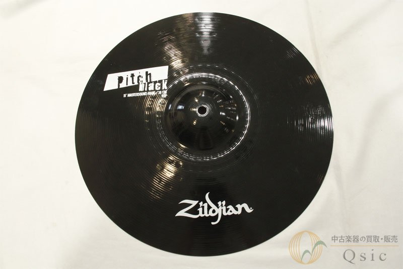 ZILDJIAN PITCH BLACK BOX SET [TF395]