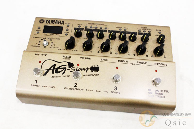 YAMAHA AG-STOMP [TF714]