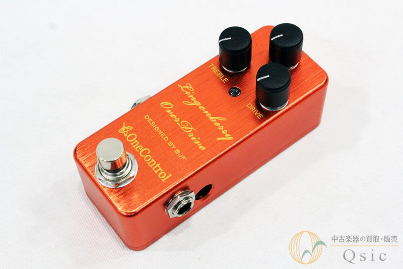 One Control Lingonberry OverDrive [UF166]