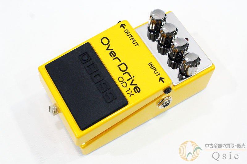 BOSS OD-1X OverDrive [VF471]