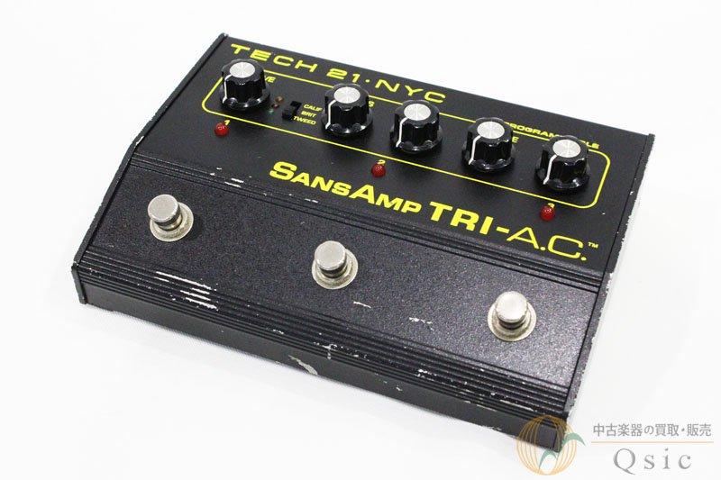 TECH 21 SANSAMP TRI-A.C. [XF890]