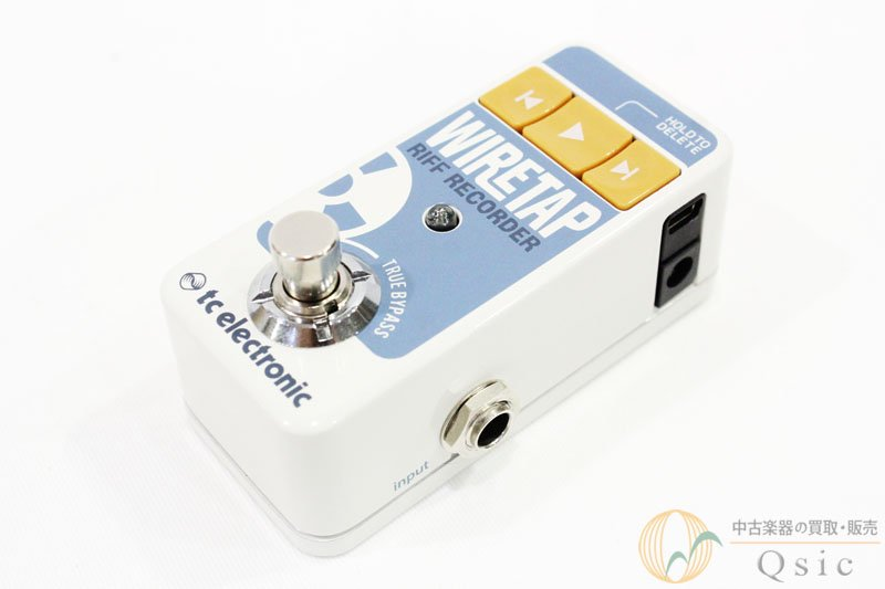 tc electronic WIRETAP RIFF RECORDER [MG793]