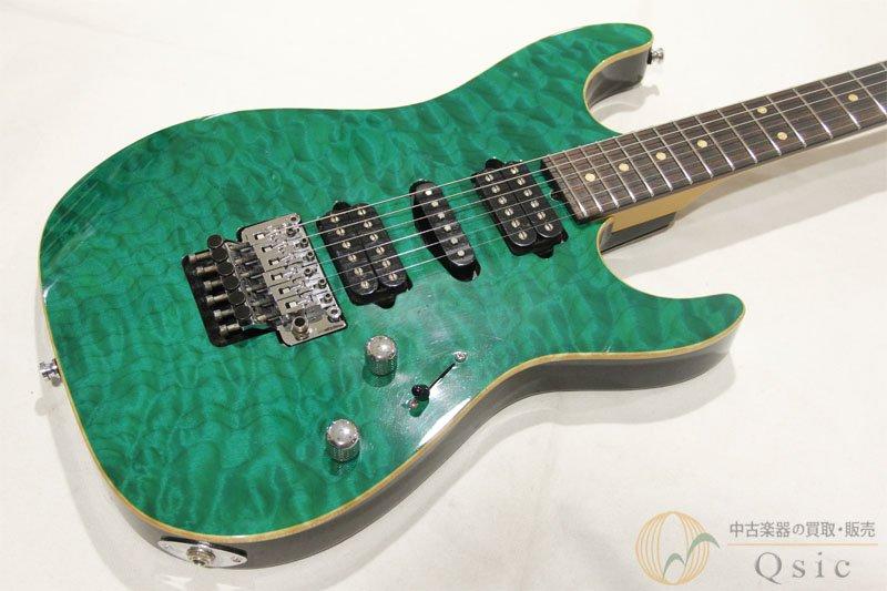 Suhr JST Standard Trans Green H-S-H 【返品OK】[MG154]