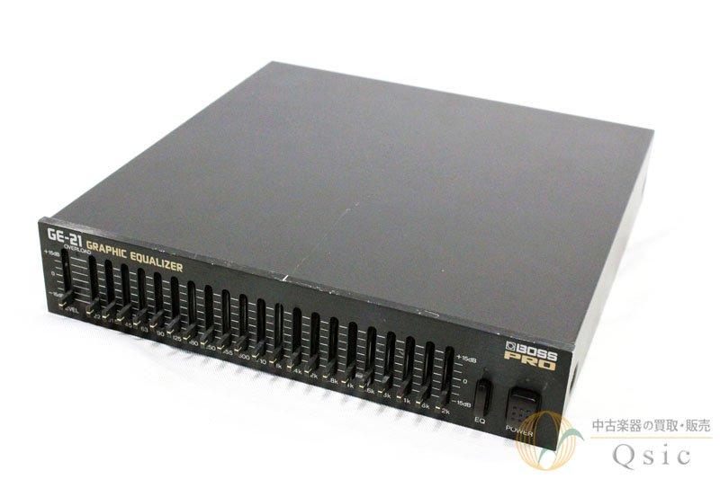 BOSS GE-21 1992年製 [OG844]