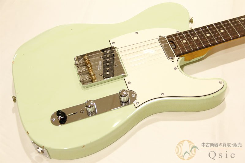 Infinite Trad T Surf Green Mid Aged 【返品OK】[OG853]