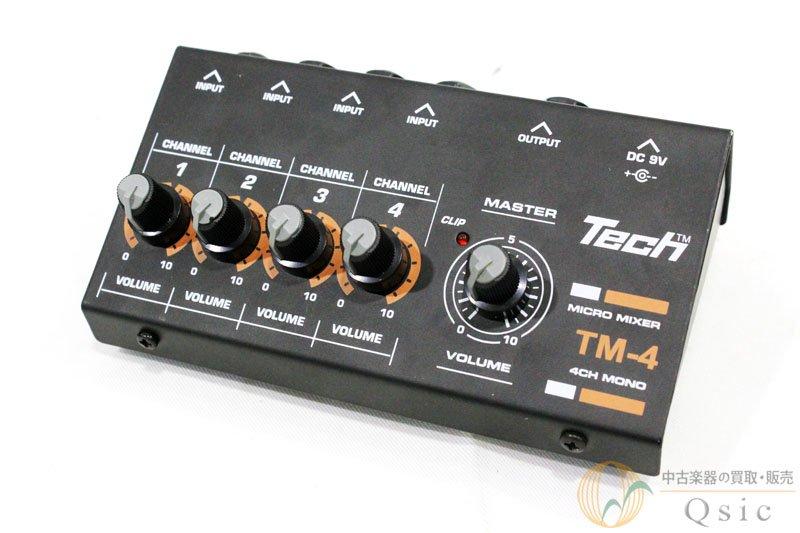 TECH TM4 [QG032]