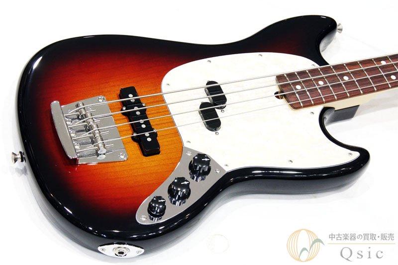 Fender American Performer Mustang Bass 2018年製 【返品OK】[RG765]