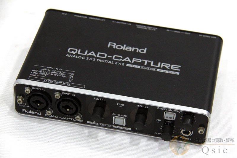 Roland QUAD-CAPTURE UA-55 2012年製 [SG014]