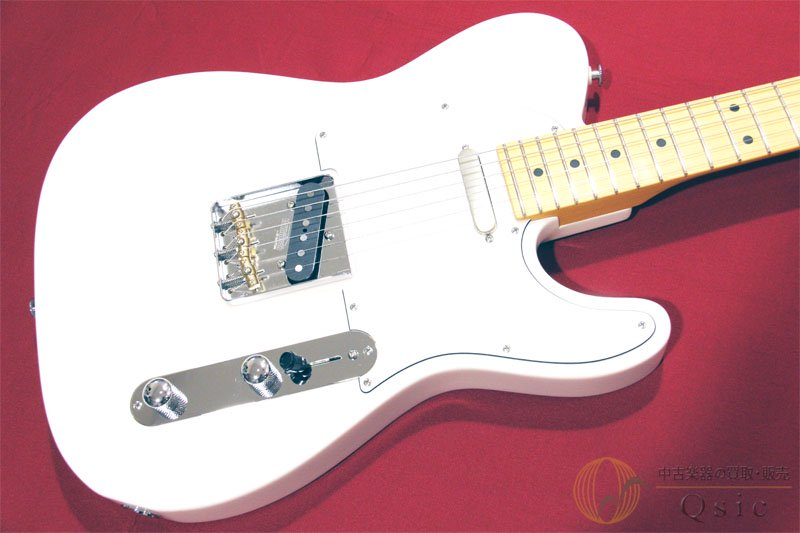 Suhr J Select Series Classic T WOODSHED Trans white 2019年製 【返品OK】[SG716]