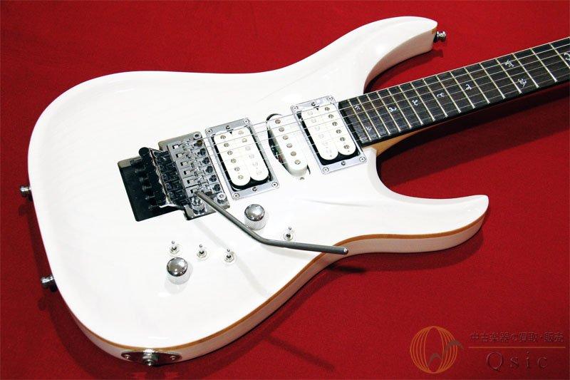 G-Life Guitars DSG Premium Snow White white pick up 【返品OK】[SG261]