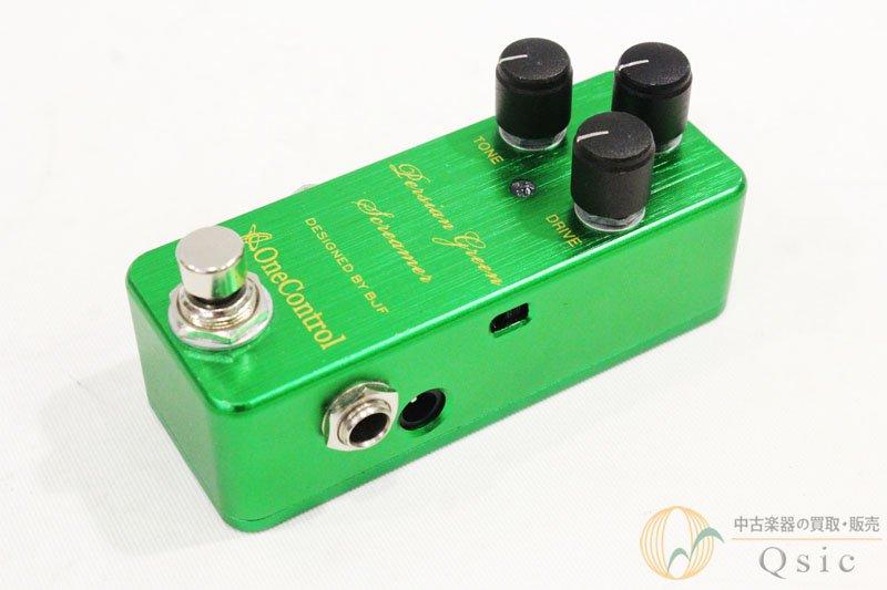 One Control Persian green screamer 2017年製 [TG662]●