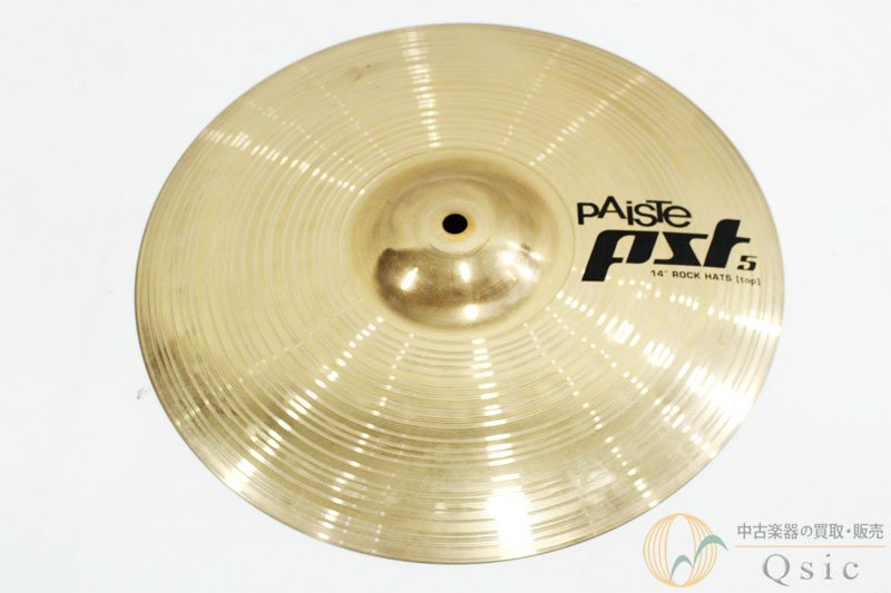 Paiste PST-5 ROCK HATS 14'' Top [UG196]