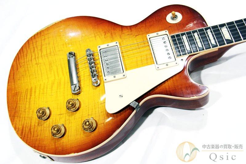 Gibson Custom Shop Historic Collection 1959 Les Paul Hand Select Heavy Aged SITF 【返品OK】[UG802]