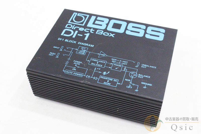 BOSS DI-1 1999年製 [VG375]