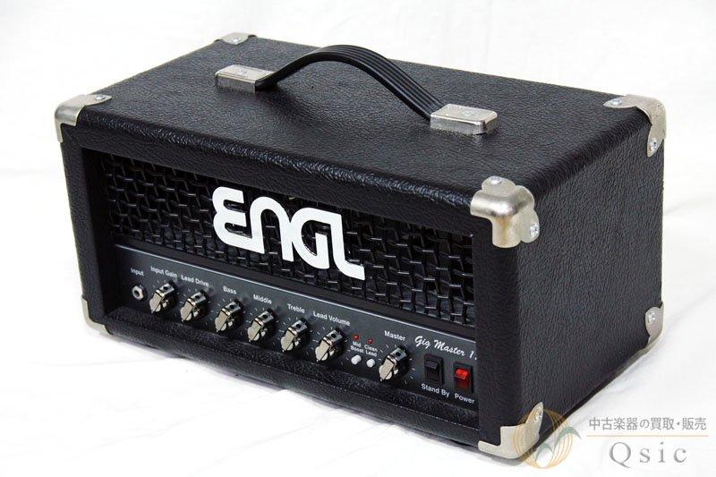 ENGL Gig Master 15 Head [WG606]●