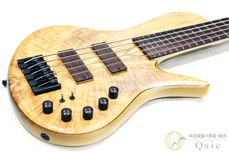 ADAMOVIC Halo 5st 35inch Exhibition Grade Flamed Olive Top 【返品OK】[WG687]