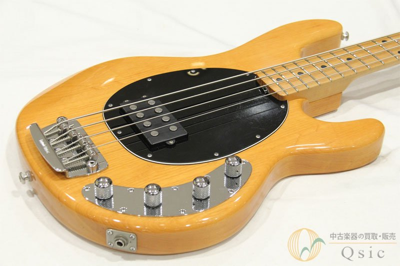 MUSIC MAN Stingray 4st NAT 2007年製 【返品OK】[XG741]