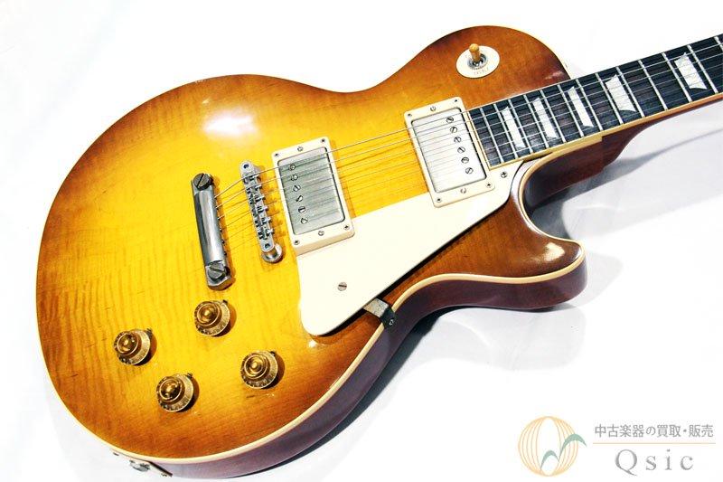 Gibson Custom Shop Historic Collection 1958 Les Paul Reissue HS VOS 2013年製 【返品OK】[MH322]
