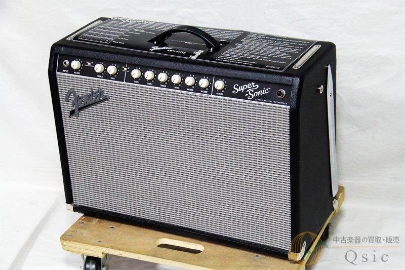 Fender Super Sonic 60 Combo [MH445]●