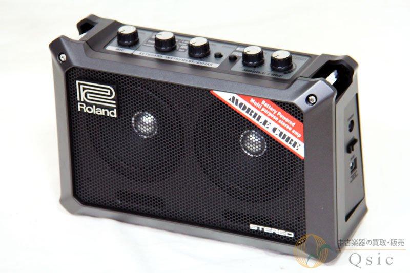 Roland Mobile CUBE [XG133]●