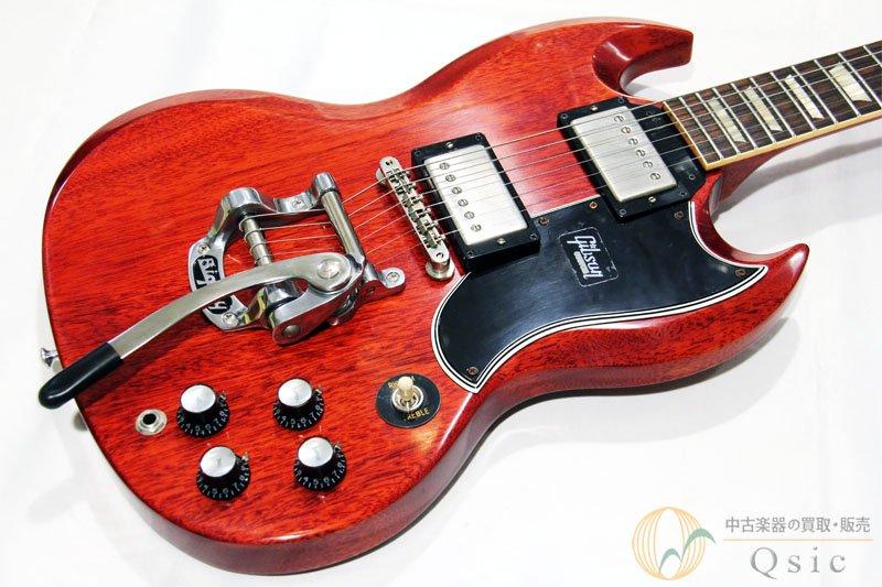 Gibson Custom Shop 61 SG LP standard Bigsby B5 Grover 2019年製 【返品OK】[MH816]