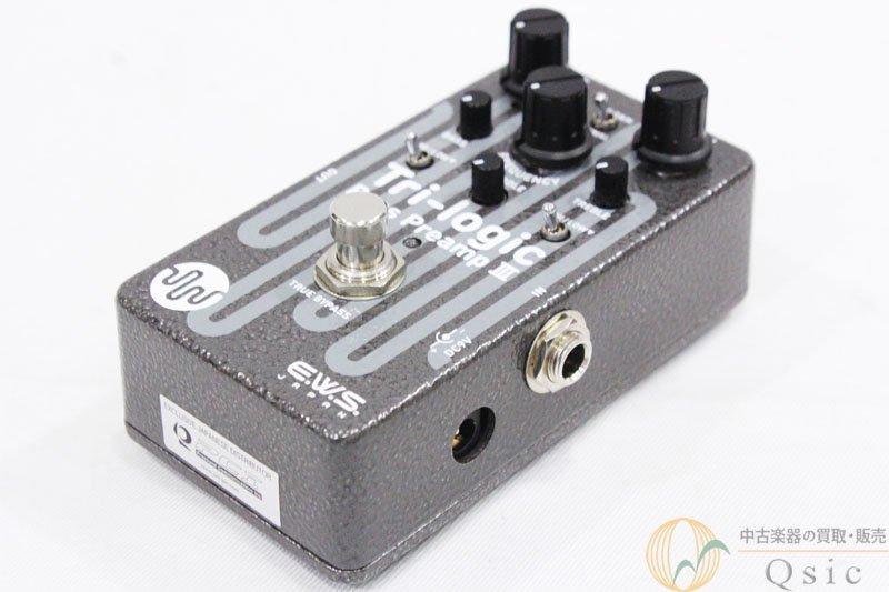 E.W.S. Tri-logic Bass Preamp 3 [MH134]