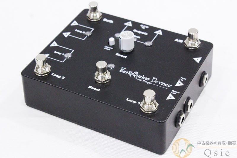 Earth Quaker Devices Swiss Things [MH577]