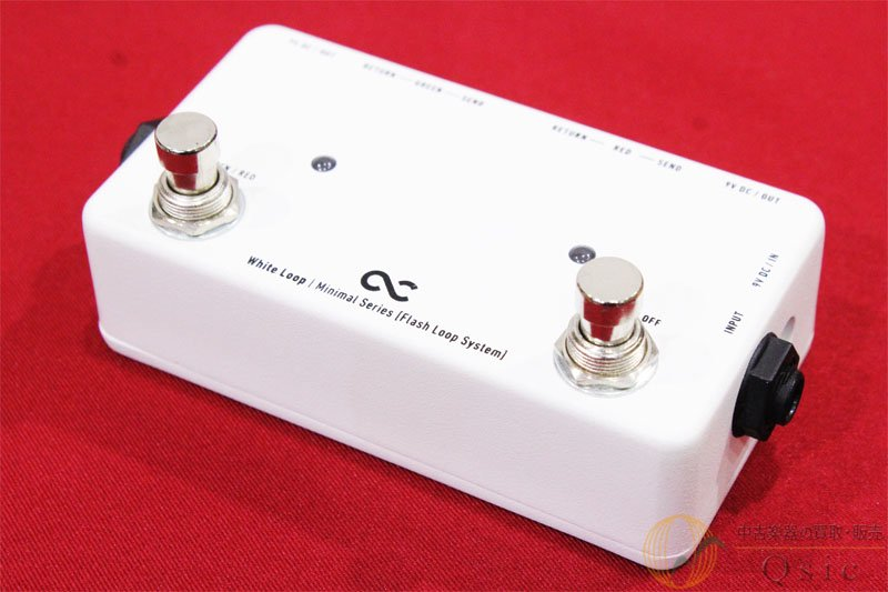 One Control Minimal Series White Loop -Flash Loop with 2DC OUT [NH143]