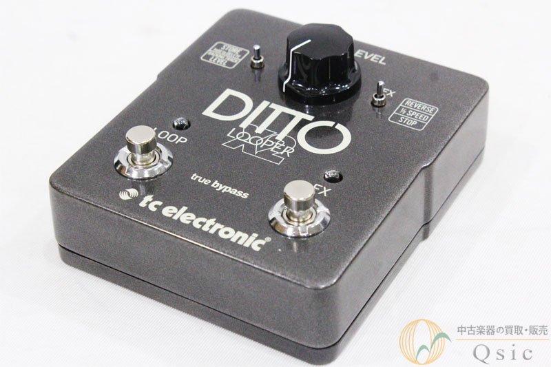 TC Electronic Ditto X2 Looper [NH746]