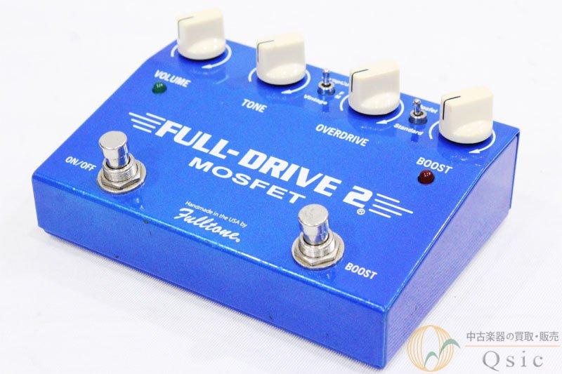 Fulltone FULL DRIVE 2 Mosfet [NH598]