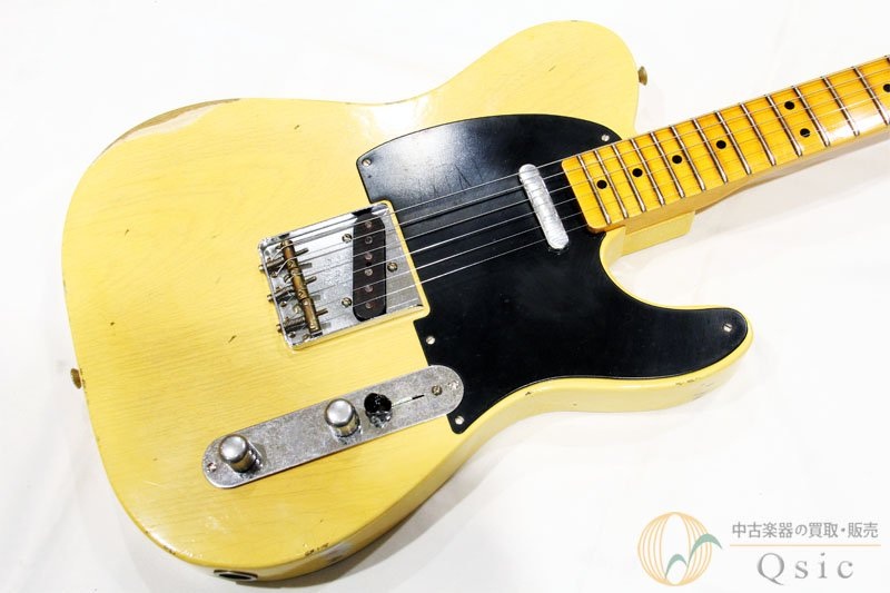 Fender Custom Shop Limited Edition Namm 51 Nocaster Relic 2019 【返品OK】[NH712]