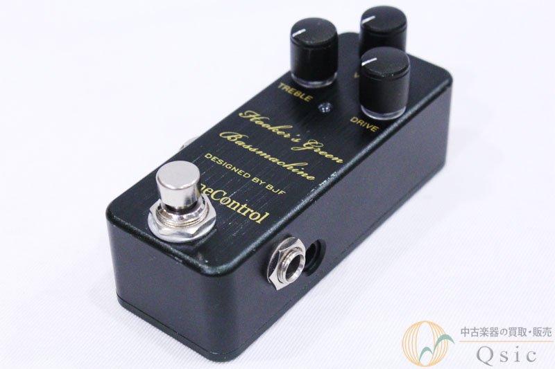 One Control Hooker's Green Bass Machine [NH878]