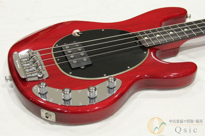 MUSIC MAN 30th Anniversary Stingray Mahogany 【返品OK】[NH418]