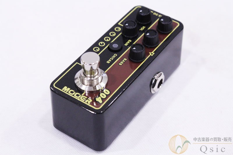 MOOER MICRO PREAMP004 [OH369]