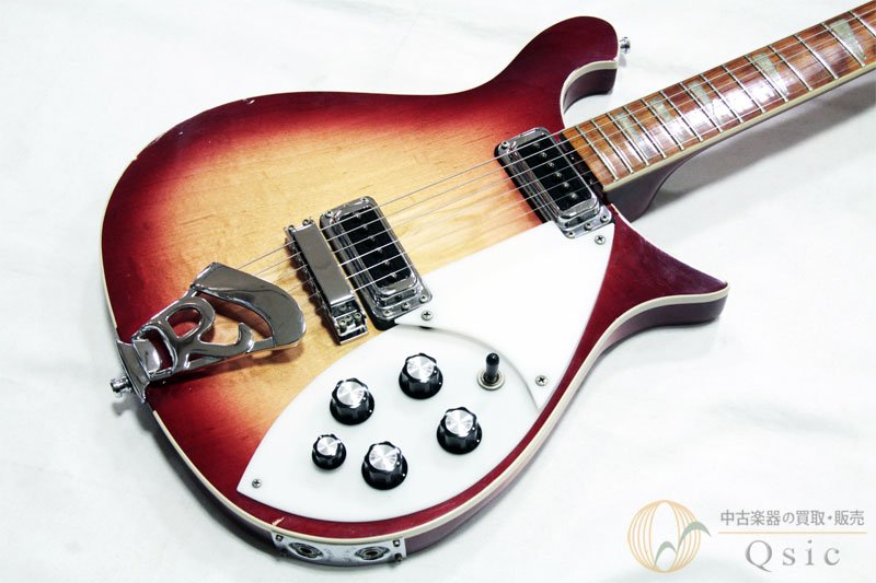 Rickenbacker 620 Fireglo 【返品OK】[NH540]