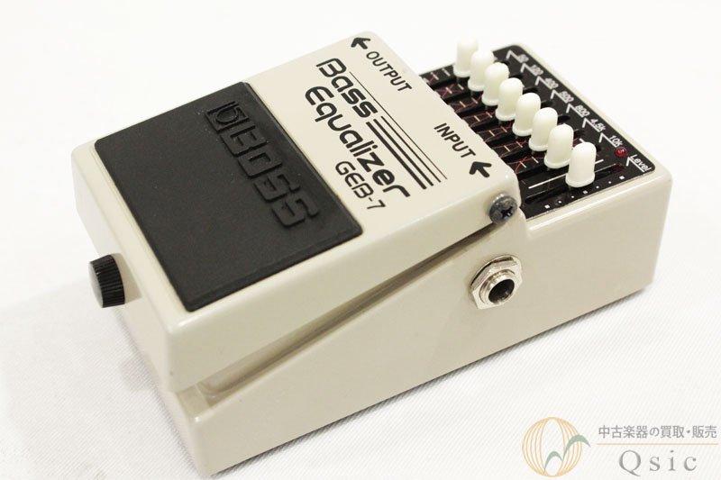 BOSS GEB-7 1996年製 [OH256]