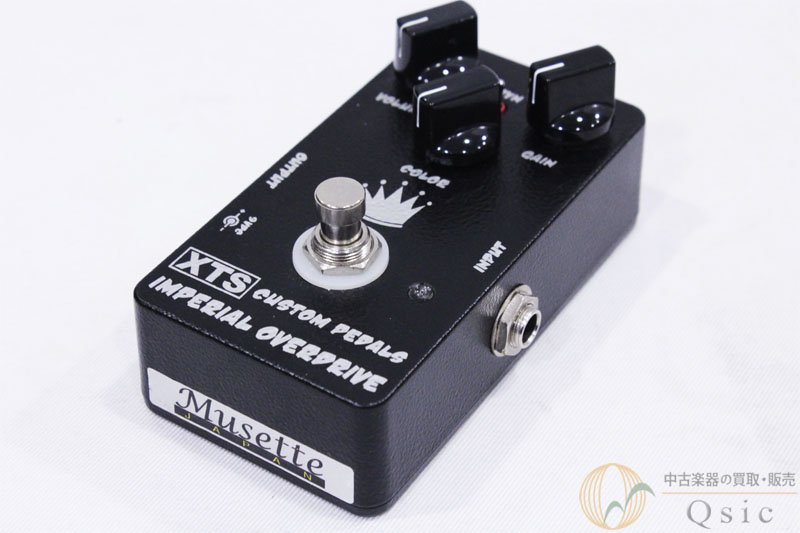 XAct Tone Solutions(XTS) Imperial Overdrive 2012年製 [OH649]