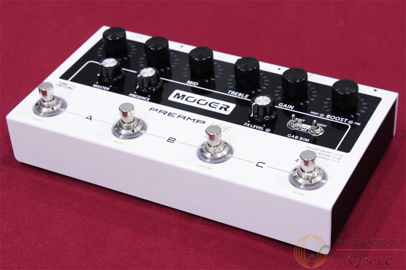 MOOER PREAMP Live [OH479]