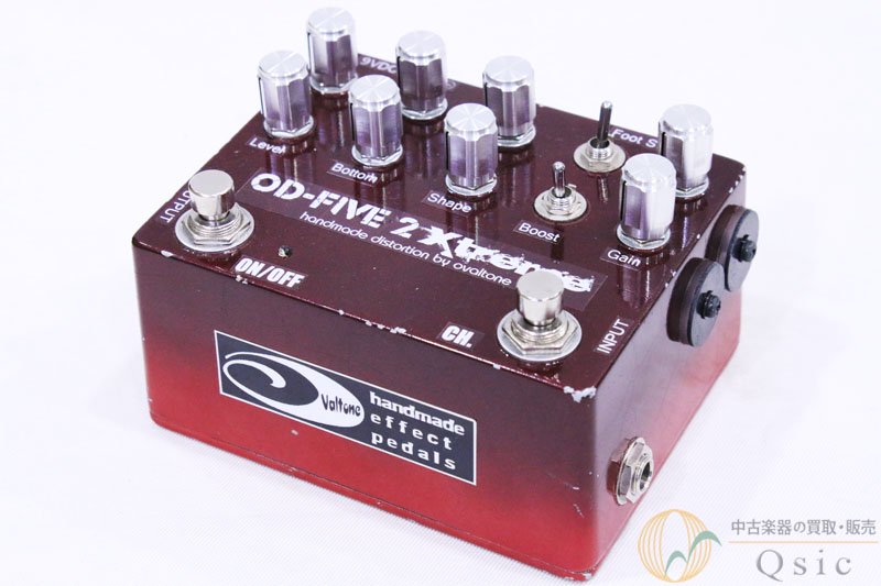 Ovaltone OD-Five 2 Xtreme RED Limited Version [OH922]