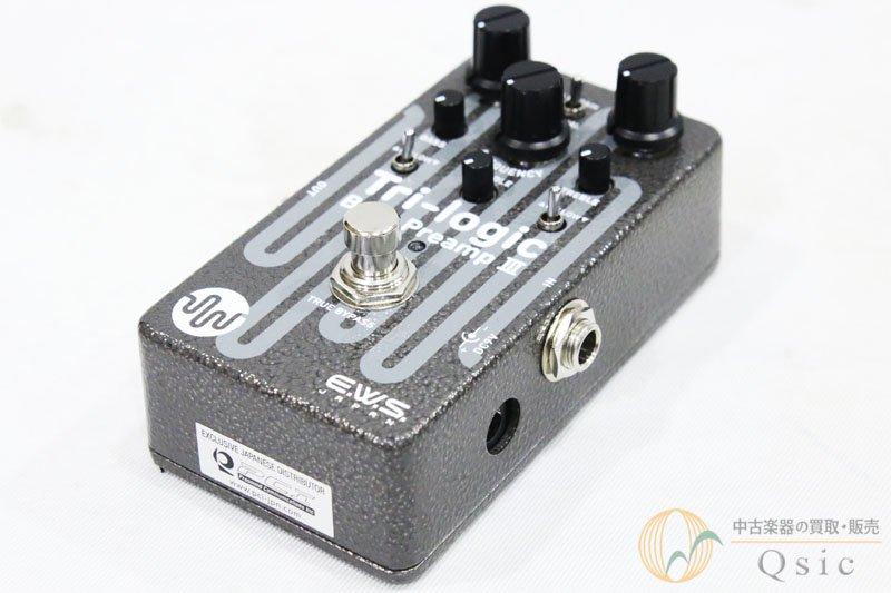 E.W.S. Tri-logic Bass Preamp 3 [OH362]