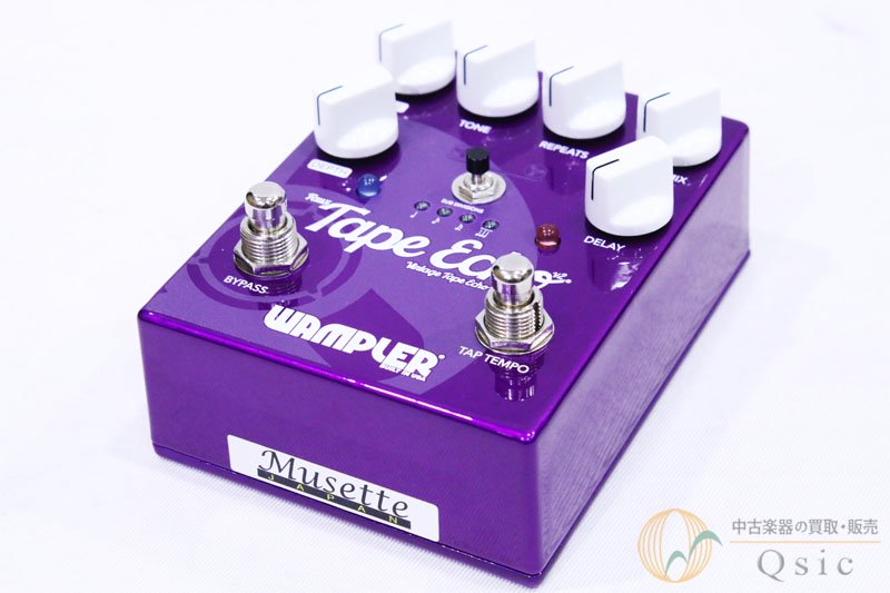 Wampler Pedals Faux Tape Echo V2 [OH938]