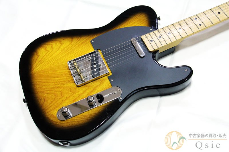 Fender Made in Japan Hybrid 50s Telecaster 2TS 2017年製 【返品OK】[VF681]