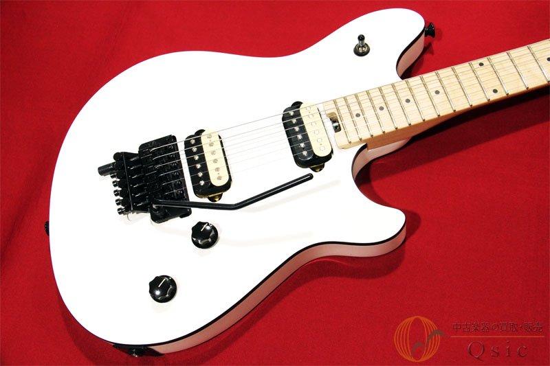 EVH Wolfgang Special Maple FB,Polar White 【返品OK】[OH577]