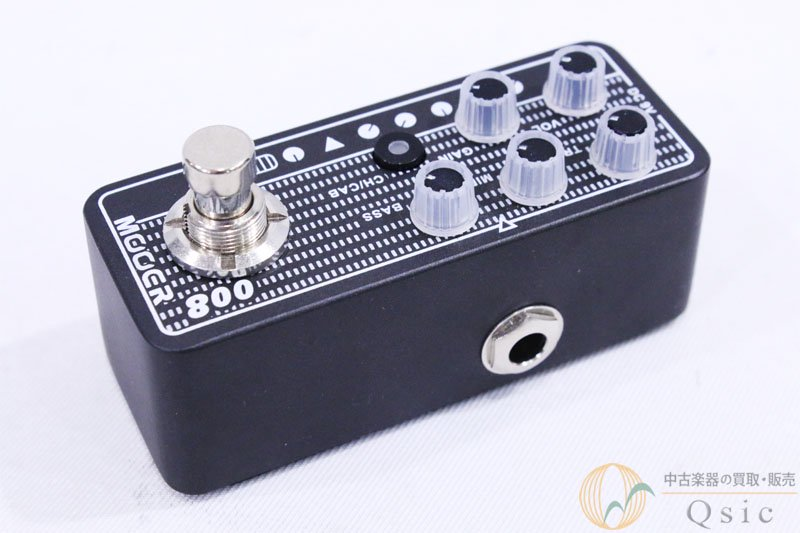 MOOER MICRO PREAMP 008 [PH386]