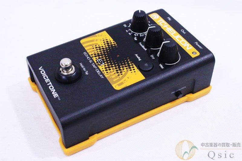 TC-HELICON VoiceTone E1 [PH340]