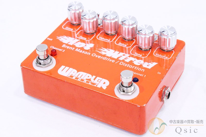 Wampler Pedals Hot Wired V1 [PH375]