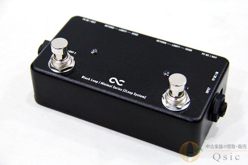 One Control Minimal Series Black Loop [PH730]