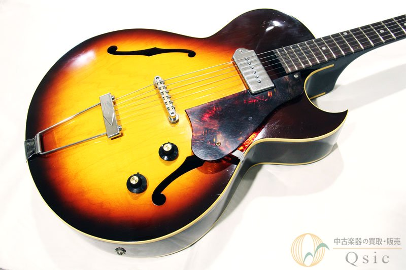 Gibson ES-125C 【返品OK】[PH164]