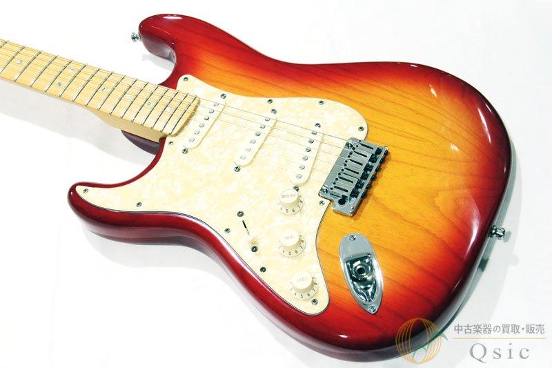 Fender USA American Deluxe Stratocaster Left Hand 2005年製 【返品OK】[PH696]